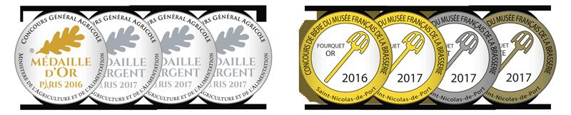 medailles-brasserie-artisanales-bio-la-lie